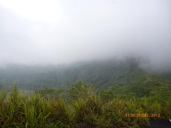 Galunggung Mountain